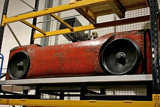 London Pneumatic Despatch Company - Pneumatic Despatch Company vehicle