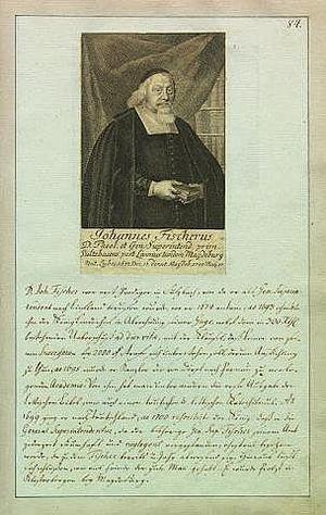 Fischer, Johann (1646-ca. 1716)