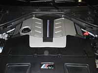 BMW X5M Engine.JPG