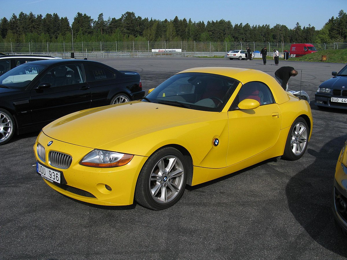 Bmw Z4m Bmw Z4m Coupe My Z4m Coupe Now With Csl Wheels And