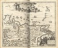 BNA-DIG-KOSTBARE-0411-MAPS-001 Jacob van Meurs - Venezuela cum parte Australi Novae Andalusiae - Gravure in Adrianus Montanus, De Nieuwe en Onbekende Weereld (1671).jpg
