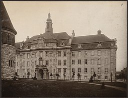 Amtsgericht Berlin-Lichtenberg Thoemer & Mönnich, unbek. Fotograf / CC0