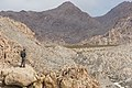 Backpacker in the Coxcomb Mountains (29725790642).jpg