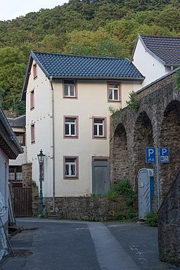 Teichstraße in Bad Münstereifel