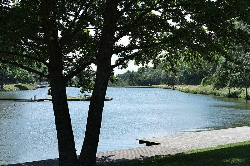 Fájl: Badesee Rechnitz Nordufer.jpg