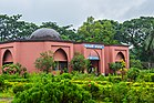 Bagerhat Museum in rainy season.jpg