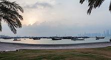 Bahía de Doha, Catar, 2013-08-04, DD 01.JPG