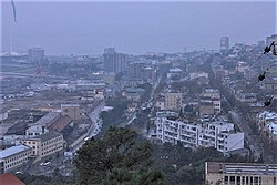 View of Bayil