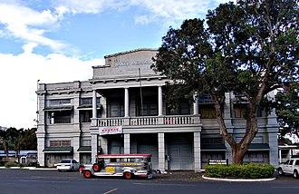 University of the Philippines Los Baños - Baker Memorial Hall