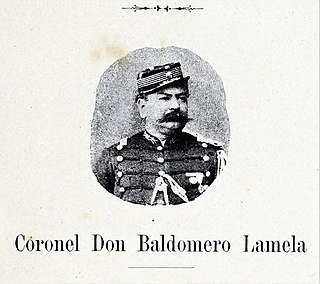 Baldomero Lamela Luengo
