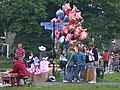 Balloon seller at Strawberry Fair 2008 - geograph.org.uk - 835179.jpg