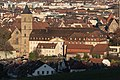 Bamberg, Karmeliterkloster, von Westen 20161114-004.jpg