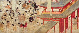 Ban Dainagon Ekotoba