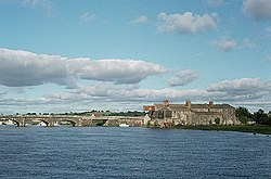 Banagher Bridge and Maltings