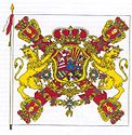 Military flag of Philip V