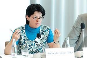 Barbara Lochbihler - Image: Barbara Lochbihler 4