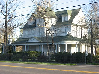 National Register of Historic Places listings in Ballard County, Kentucky - Image: Barlow House Museum