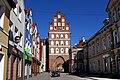 Bartoszyce. Brama Lidzbarska pochodząca z XV wieku. - panoramio.jpg
