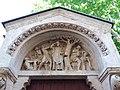Basilique Saint-Martin d'Ainay - Petite porte - Tympan.jpg