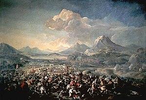 Reapers' War - Image: Batalla de Montjuïc de 1641
