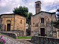 Battistero di Serravalle, Varano de' Melegari, Parma 6.jpg