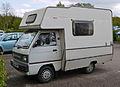 Bedford Rascal Camper Van (front) - Flickr - mick - Lumix.jpg