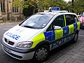 Bedfordshire and Hertfordshire Police Dog Section Car.JPG