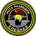 Belarus Internal Troops--Reconnaissance Company MU 3214 patch.png