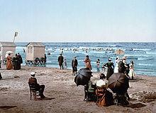 Aristocrazia sul litorale belga nel Novecento
