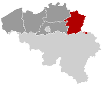 Location of Limburgo