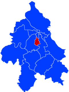 Rakovica, Belgrade Municipality in Belgrade, Serbia