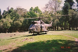 No. 1563 Flight RAF - Image: Belize 024