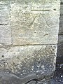 Benchmark on St Ebbes Church - geograph.org.uk - 2060476.jpg