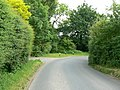 Bend In The Lane - Cufaude - geograph.org.uk - 852547.jpg