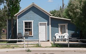 National Register of Historic Places listings in Cochise County, Arizona