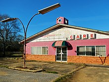 Benton, Alabama Pink CARE Building.JPG