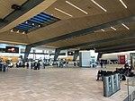 Bergen Lufthavn, Flesland (Bergen Airport, BGO) Terminal 3 avgangshall departure hall NORWAY 2017-11-02 a.jpg