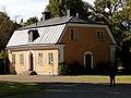 Bergslagssafari 120915 Hedemora När-TV filmar Garpenbergs slott.jpg