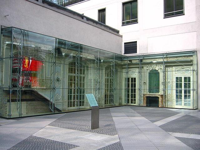Berlin - Sony-Center - Frühstückssaal