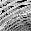 beschilderde ribben en balken van voormalige h.geestkapel - alkmaar - 20005770 - rce