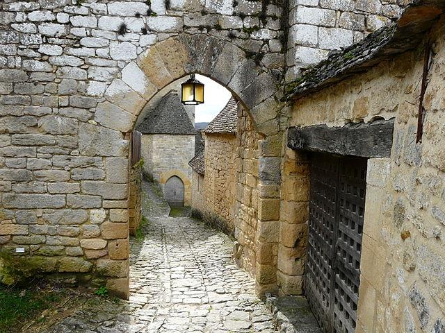 La « Porte Veuve »