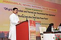 Bharatsinh Solanki addressing at the launch of the guidelines for two schemes (i) off-grid (photovoltaic & thermal) and decentralized solar applications and (ii) Rooftop & other small solar power plants.jpg