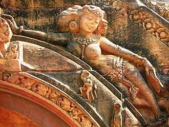 Mukteshvara Temple, Bhubaneswar - Torana decoration