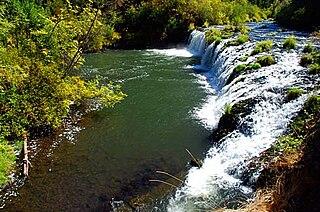 Butte Falls, Oregon City in Oregon, United States