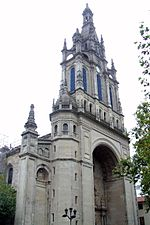 Bilbao - Basilica de Begoña 15.JPG