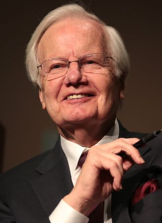 Bill Moyers - Image: Bill Moyers by Gage Skidmore