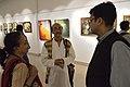 Biswatosh Sengupta Talking With Manasi Mitra And Shayantam Sengupta - Kolkata 2017-12-18 5524.jpg
