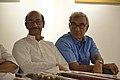 Biswatosh Sengupta and Abhoy Nath Ganguly Kolkata 2015-07-28 3276.JPG