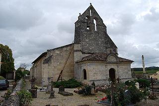 Blésignac Commune in Nouvelle-Aquitaine, France