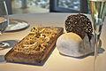 "Black sesame tule & anchovy bones (or a crunchy seafood ""popcorn"") (5377443194).jpg"
